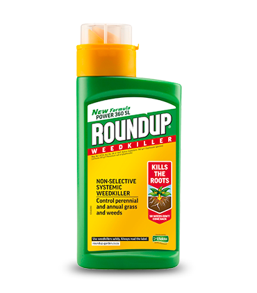 roundup weed killer concentrate mixing instructions