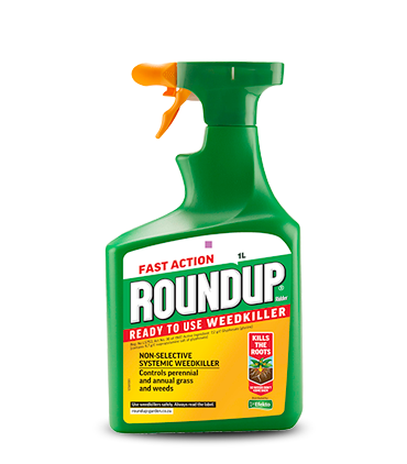 Roundup Weedkiller Ready To Use 1L