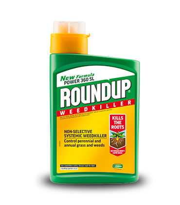 Roundup Weedkiller Concentrate 1L