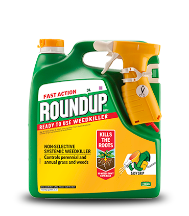 Roundup Weedkiller Ready to Use 3L