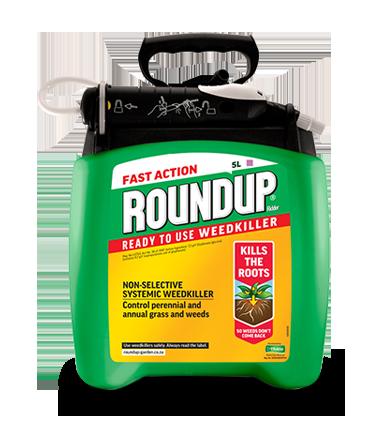 Roundup Pump 'N Go 5L